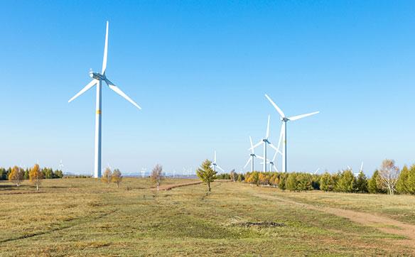 <b>风力发电桩施工</b>