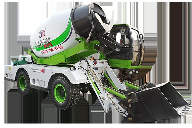 <b>5种方法解决自动上料搅拌车土渣问题</b>
