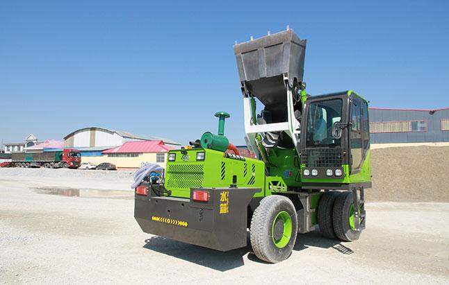 <b>设备对于商品混凝土施工处理</b>