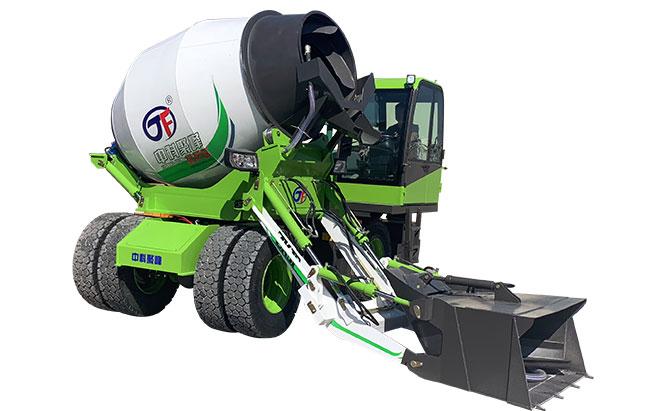 <b>自上料混凝土搅拌罐车泵车不能泵送是怎么回事?</b>